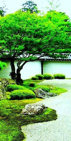 Kyoto -  Nanzenji Temple - Garden ... #JapaneseGarden #Garden Zen #Design