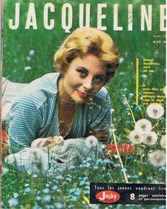Michèle Morgan - JACQUELINE, mars 1962