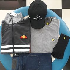 Football Casuals, Ellesse, Stone Island, Fred Perry, Herschel Heritage Backpack, Outfit Of The Day, Casual Outfits, Barbour, Menswear