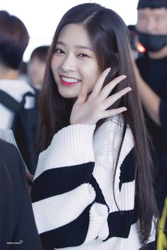 180904 IZ*ONE Minju at ICN Airport (Incheon National Airport) on their way to Japan Yuri, Jung Chaeyeon, Singer Fashion, Japanese Girl Group, Kim Min, Survival, Blackpink Jisoo, Korean Celebrities, Pop Group