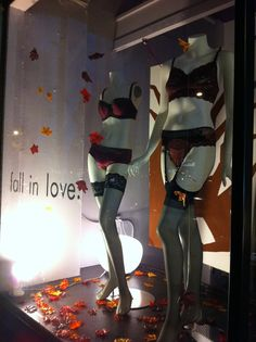 October 2011 window Mariana for store
