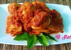 Indonesian Language, Indonesian Food, Asian Cooking, Tandoori Chicken, Bali, Food And Drink, Eggs, Tasty, Ethnic Recipes