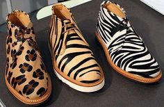 MarK McNairy again! as usual, he provides: classic cut — different animal