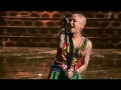 """Smells Like Teen Spirit"" performed by Nargiz Zakirova on The Voice Russia"