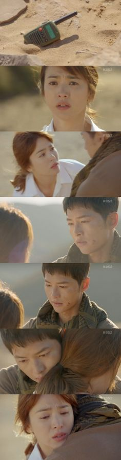 [Spoiler] 'Descendants of the Sun' Drama fans say 'thank you' to the writer