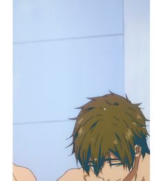 Woah. Oh my god, has Makoto ever done something THIS attracting since?? o///o
