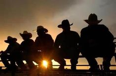I want a picture like this. Image detail for -country quotes # country life. Country Strong, Country Men, Country Girls, Country Music, Country Living, Country Style, Cowboys And Angels, Real Cowboys, Silhouettes