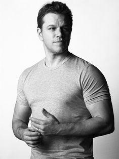 Everything about Matt Damon