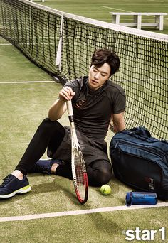 Gong Myung - @Star1 Magazine July Issue '15