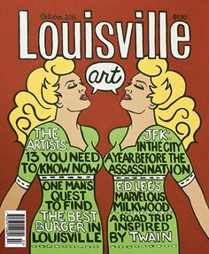 October 2013 Louisville Magazine Cover