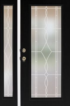 Allure Leaded Glass Privacy Window Film – maybe for sidelight windows by front door? Bathroom Window Glass, Bathroom Windows, Door Mirrors, Window Privacy, Privacy Glass, Sidelight Windows, Windows And Doors, Window Films, Basement Remodeling
