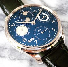 IWC ポルトギーゼ  パーペチュアルカレンダー IW503203 IWC International Watch Co Portugieser PERPETUAL CALENDAR