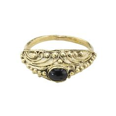 German Gemstone Ring century Culture:German Medium:Gold and garnet Dimensions:Circumference mm. weight g. US size UK size N Renaissance Jewelry, Medieval Jewelry, Ancient Jewelry, Old Jewelry, Antique Jewelry, Jewelry Rings, Jewellery, Antique Rings, Antique Gold