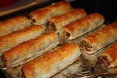 Next weeks dinner, vegan sausage rolls!