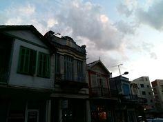 Skra street,Drama,Greece