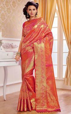 Silk Saree DAX10