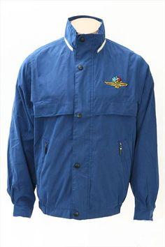 Indianapolis Motor Speedway Navy Jacket