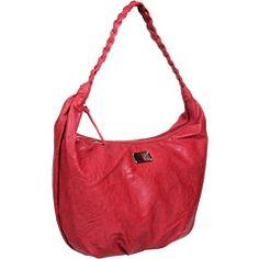 Roxy Get Going Shoulder Bag Lookout Red - 6pm.com