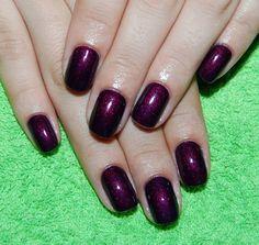 IBD Just Gel Polish - Purple Paradise