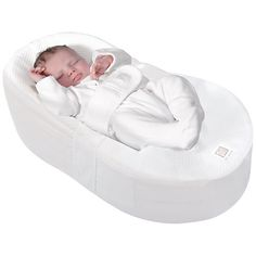 Buy Red Castle Cocoonababy Nest, White Online at johnlewis.com wish I'd known about this sooner. He's going to grow out of it too soon to justify it unfortunately. Great idea.