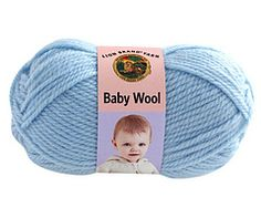 Ravelry: Lion Brand Baby Wool Solids
