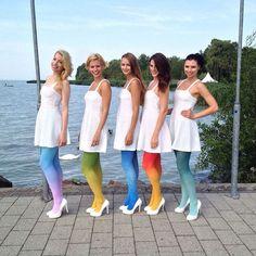 Virivee girls! ✨ . . .  #tights #fashion #hosiery #legwear #handmade #strumpfhose #pantyhose #look #style #models #instastyle #instafashion #cool #lifestyle #streetwear #nylon #fashionista #inspiration #outfit #beautiful #stylish #colorful #instagood #girls #smile #legstagram  #パンスト #virivee #カラータイツ #medias