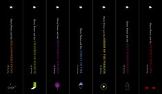 the series of fake harry potter cover spines - the artist created these wishing the covers would have been contemporary to speak more to their broad audience.