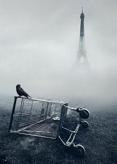 Foggy in Paris