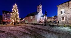 The christmas tree in downtown is a gift from Oslo Norway, the parliament building is to the right and Dómkirkjan in the middle. Small Artificial Christmas Trees, Christmas Tree Sale, Safe Harbor, Sail Away, Place Of Worship, Time Of The Year, Wonderful Time, Places To Visit, Lights