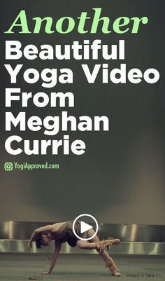 A Beautiful, Spontaneous, Yoga Sequence At The Airport (Video) - YogiApproved.com