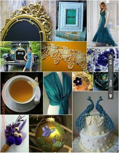 Wow - Your true (Peacock) colors! | CHECK OUT MORE GREAT GREEN WEDDING IDEAS AT WEDDINGPINS.NET | #weddings #greenwedding #green #thecolorgreen #events #forweddings #ilovegreen #emerald #spring #bright #pure #love #romance