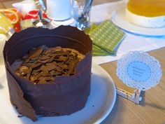 Schokoladen-Birnen-Torte © TüSchmecker