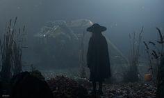 "  Trick 'r Treat   Samm Todd as Rhonda in Warner Bros. Pictures and Legendary Pictures' horror thriller ""Trick 'r Treat,"" Trick R Treat Movie, Sam Trick R Treat, Legendary Pictures, Warner Bros, Goblin, Horror Movies, Dark Side, Thriller, The Darkest"