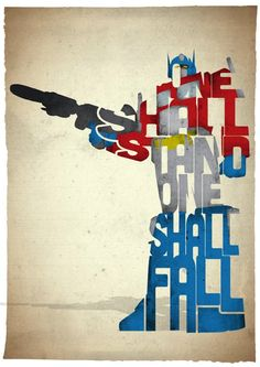 Movie Posters from Quotes...would make a awesome tattoo
