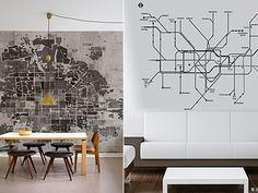 Η εντυπωσιακή διακόσμηση στις κάθετες επιφάνειες του σπιτιού είναι θέμα... τοίχου και σίγουρα όχι τύχης! Πάρτε ιδέες και -με ελάχιστο κόστος- δώστε νέο αέρα στο σπίτι σας. Home Decor, Decoration Home, Room Decor, Home Interior Design, Home Decoration, Interior Design