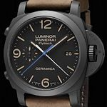 November 20, 2014, 2:00 pm SIHH 2015: Panerai Luminor 1950 3 Days Chrono Flyback Automatic Ceramica – 44 mm http://www.watchtime.com/wristwatch-industry-news/watches/sihh-2015-panerai-luminor-1950-3-days-chrono-flyback-automatic-ceramica-44-mm/ http://watchreplenish.com/
