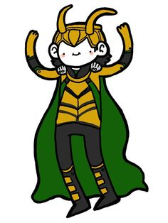 Adventure Time Loki