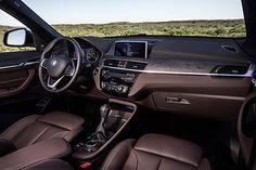 2016 BMW X1 - interior