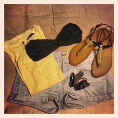 Black e yellow
