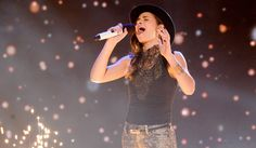 """Carly Rose Sonenclar sings her heart out on her Contestants' Choice song, Elton John's """"Your Song."""""""