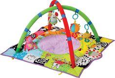 Kjøp TAF Toys Newborn Gym | Leker Babylek | Jollyroom Baby Barn, Beach Mat, Gym Bag, Outdoor Blanket, Toys, Design, Shopping, Alcohol Games, Scouts