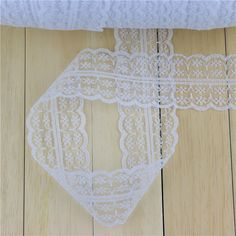 45mm width White Black Cheap Lace Fabric Trim Ribbon 10yard/lot DIY Garment Accessories embroidered lace ribbon Bilateral FJ01-in Lace from Home & Garden on Aliexpress.com | Alibaba Group