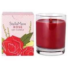 Stella Mare candles. I'm preaching about these candles! I also bought the reed diffuser.