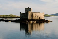 """Kisimul Castle is our clan's castle. Small but Proud. It is """"The only significant surviving medieval castle in the Western Isles."""""""