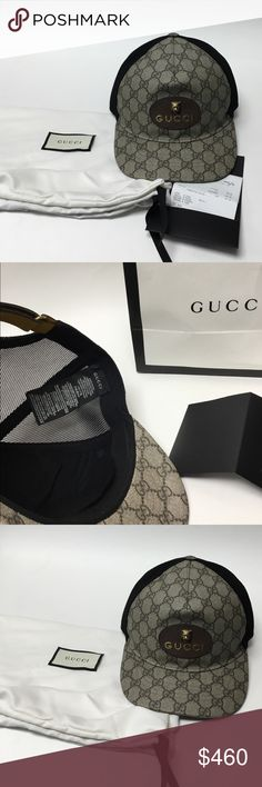 8a1dfc8e1ac Gucci Hat like New paid  497 Like new Gucci Hat. Unisex hat Includes  Dust.  Poshmark