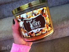 bath and body works candle | Tumblr