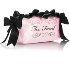 Too Faced Makeup Pouch - $12