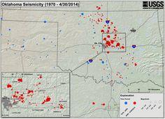 Rare Earthquake Warning Issued for Oklahoma #news #oklahoma #earthquake