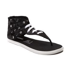 Shop for Converse Chuck Taylor Gladiator Sneaker in Black Silver at Journeys Shoes.