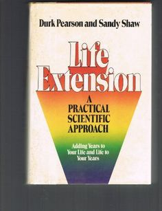 #1 BEST SELLER!! Life Extension by Durk Pearson, http://www.amazon.com/gp/product/044651229X/ref=as_li_tf_tl?ie=UTF8=pintrest04-20=as2=1789=9325=044651229X